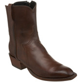 Lucchese Classics Matador Buffalo Calf Boot (Brown)
