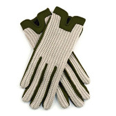 Dents Ladies Driving Gloves (Olive)
