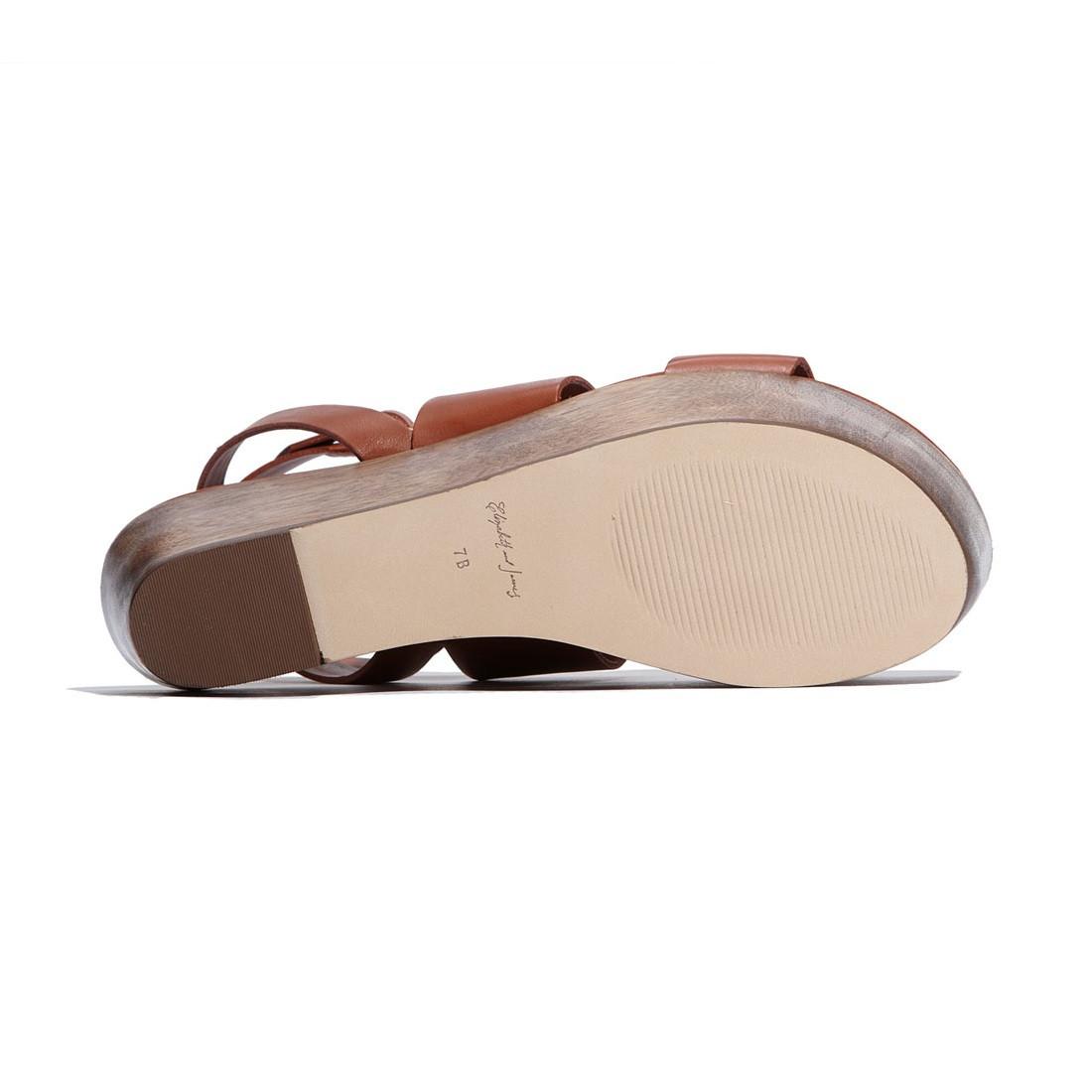 417f13969 Elizabeth and James Bax Platform Sandal. Price   265.00. Image 1. Larger    More Photos