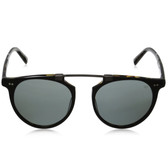 John Varvatos Soho Bar Polarized Sunglasses (Black/Tort)