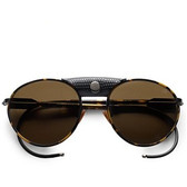 Proenza Schouler Limited Edition Round Aviators (Tort)