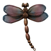Cavender Metalworks Dragonfly Hair Clip