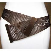 Cavender Metalworks Italian Braid Woven Belt