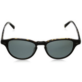 John Varvatos Grand Polarized Sunglasses (Black)