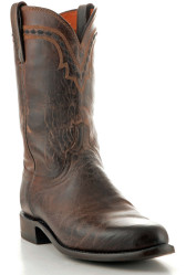 Lucchese Mad Dog Chocolate Boot