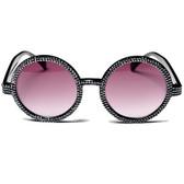 A-Morir Adict Round Sunglasses