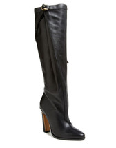 Derek Lam Leather Over the Knee Boot