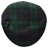 Lochcarron of Scotland Black Watch Tartan Driver Cap
