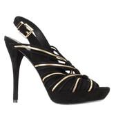 Pierre Balmain Strappy Peep-toe Platform Sandals