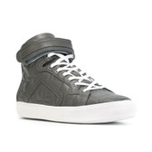 Pierre Hardy Les Baskets Mid Trim Hi-Top Sneakers