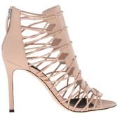 Pour la Victoire Elaina Strappy Sandal (Blush)