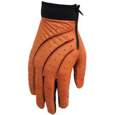 Hilts-Willard Men's Paul Leather Driving Gloves (Tan/Black)