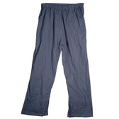 Thai Cotton Pintuck Petal Pusher Capri (Slate Grey)