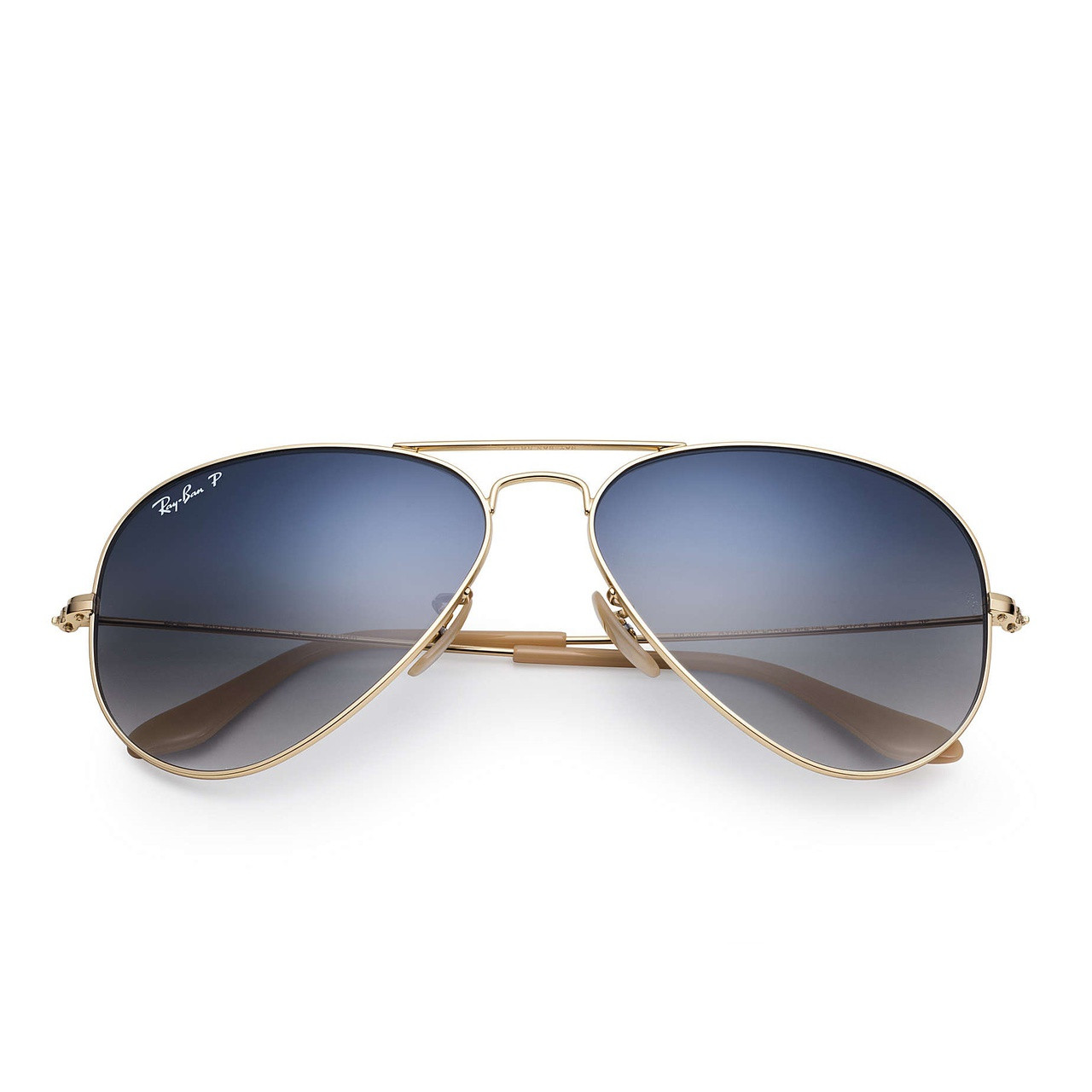 ray ban aviator polarized sunglasses