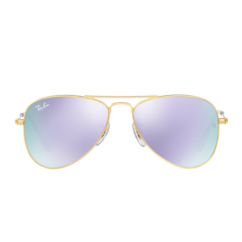 39140e82edc Ray-Ban Kids Aviator Matte Sunglasses