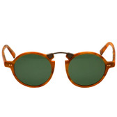 John Varvatos Crosby Polarized Sunglasses (Butterscotch)