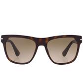 Prada PR03RS Wayfarer Sunglasses (Matte Havana)