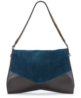 Colorblock Shoulder Bag