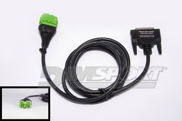 F32GN043  VOLVO TRUCK (MWM engines,EDC7C1/C2)/VOLVO PENTA 16 pin diagnostic connector)