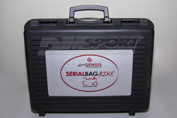 K32GNVALB Hard plastic (ABS) case Bike Version