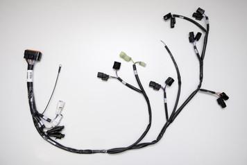 Rapid Bike Wiring 2-4 Injector Harness
