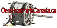 OEM 1/2 HP - 115V Direct Drive Furnace Blower Motor Canada