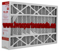 Honeywell FC100A1029 16x25 MERV 11 High Efficiency Media Air Filter