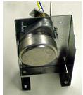 VANMAR/VANEE 02017 COMPACT DAMPER MOTOR