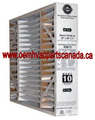 "Lennox X6673 - Healthy Climate HCF20-10 MERV 10  20"" x 25"" x 5"" case of 5"