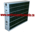 Lennox Healthy Climate X6675 Carbon Clean MERV 16 Media Filter 20x25x5