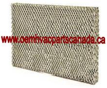 Skuttle/Goodman Humidifier Evaporator Pad/Filter 2001 HUM-1725051 2-Pack