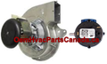Genuine Lennox Inducer Motor and Pressure Switch