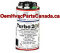 Turbo ® 200 - 2-67.5 Mfd Universal Capacitor Free Shipping!