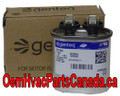 Single Run Capacitor - 45 MFD Run Capacitor 370V