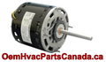 Carrier, Bryant, Totaline P257-8586 Blower Motor 1/2 HP, 115Volts