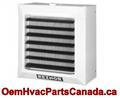 WS-18/24 Suspended Hydronic Unit Heater 24,000 BTU