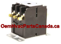 Contactor Relay 3 Pole 30 Amp 24 volts P282-0331A