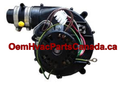 Fasco York Inducer Motor S1-32434589000 2 stage Motor