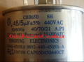 Goodman CAP05450440CT Round Dual Run Capacitor 45/5 uf 440VAC