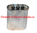 440V Dual Oval Run Capacitor, 45/5 MFD P291-4554