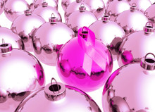 Pink Bauble