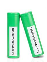 SAMSUNG 25r 18650 2500mAh (PAIR) Batteries