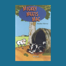Novel - Mickey Meets Mac