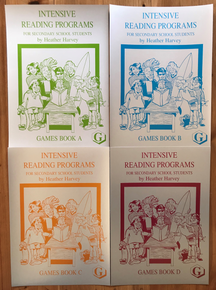 Secondary Games Book Package