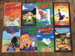 includes all 8 Primary Novel Activity Books