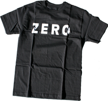 Zero - Army Logo Ss Xl - Black - Skateboard T-Shirt