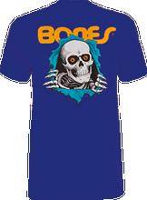 Powell Peralta - / Peralta Ripper Ss Xl - Navy - Skateboard T-Shirt