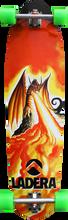 "Ladera - Dragon Slayer Complete - 9.75x40"" Downhill - Complete Skateboard"
