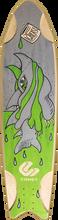 """Comet - Grease Shark 38"""" Deck - 9.875x38 - Longboard Deck"""