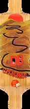 Db Longboards - Duck Race Deck - 9.7x35.25 / 28 - 28.5wb - Longboard Deck
